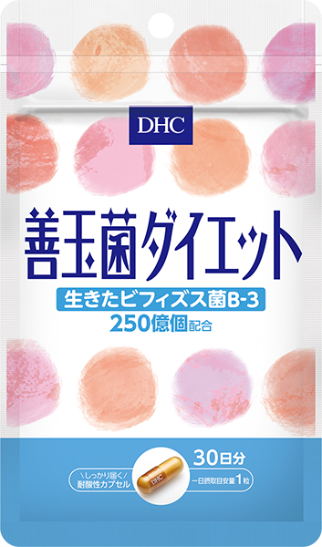 【DHC】善玉菌ダイエット 30日分
